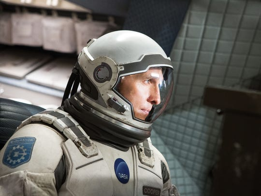 Matthew McConaughey and the new NASA work to save humanity