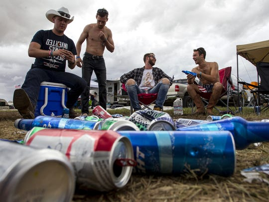 Ultimate guide to staying alive at Country Thunder (or any