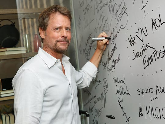 Greg Kinnear, seen in 2016 at an appearance in New York to promote a film, will join the cast of Netflix's 'House of Cards' for its final season.