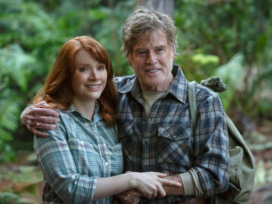 Bryce Dallas Howard and Robert Redford star in 'Pete's