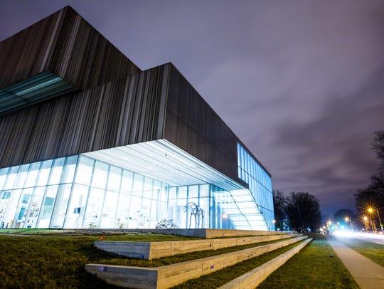 The Speed Art Museum in October 2016.