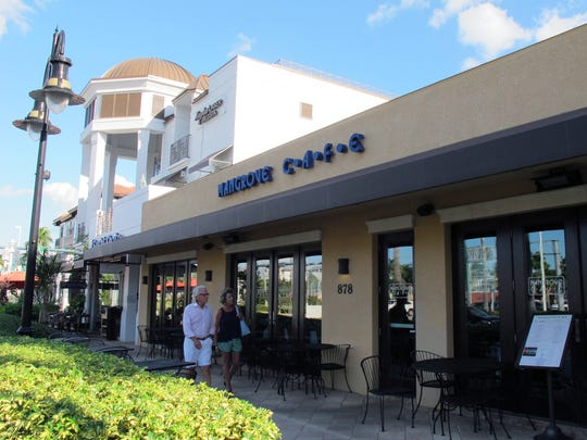 The Mangrove on Fifth Avenue South closed this fall after operating for 25 years in downtown Naples.