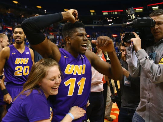 What in the name of Wes Washpun is going on with Northern Iowa?