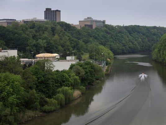 Lower Genesee River