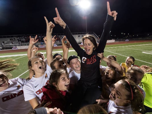 5A girls soccer state championships: Chaparral vs. Arcadia
