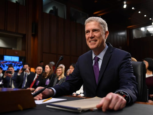 Supreme Court Neil Gorsuch