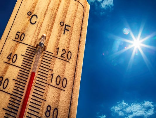 Scorching summer temperatures create health concerns