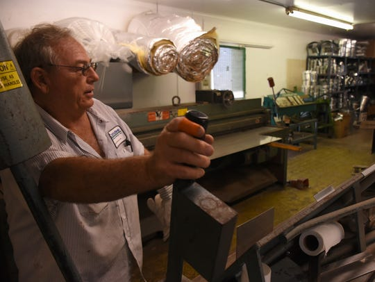 Condee president Don Condee is a 'hands-on' executive.