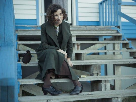 "Sally Hawkins plays Canadian folk artist Maud Lewis in ""Maudie."""