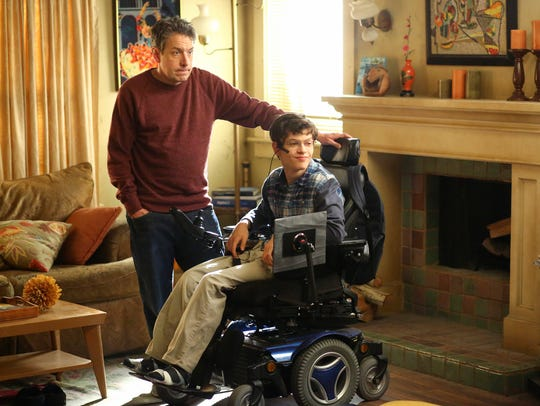 "John Ross Bowie and Micah Fowler on ABC's 'Speechless,' one of 30 network series ""on the bubble"" between renewal and cancellation."