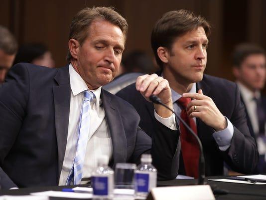Senate Judiciary Cmte Votes On Neil Gorsuch Nomination For Supreme Court