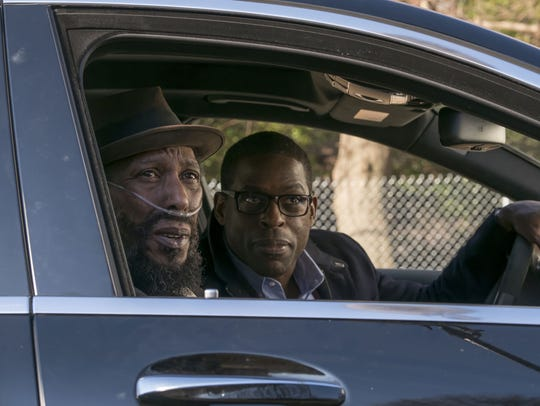 Pictured: (L-R) Ron Cephas Jones as William, Sterling
