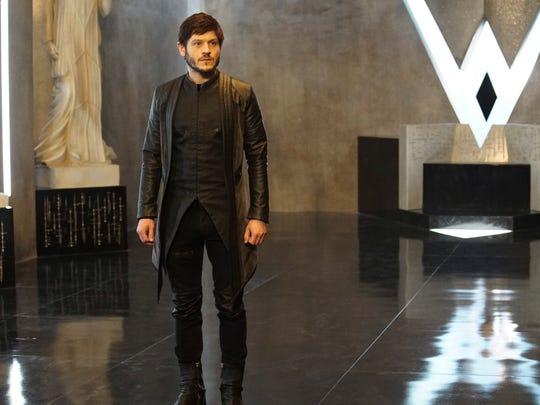 Iwan Rheon as Maxiums on 'Inhumans.'