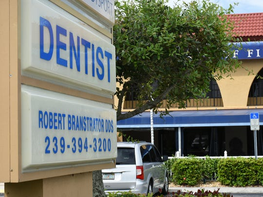 Marco Island dentist Robert Branstrator, DDS, has offices on North Bald Eagle Dr. He offers dental services at reduced rates, targeted to adults who have no dental insurance.