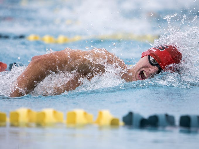Arizona high school swimming championships chaparral wins - West mesa high school swimming pool ...