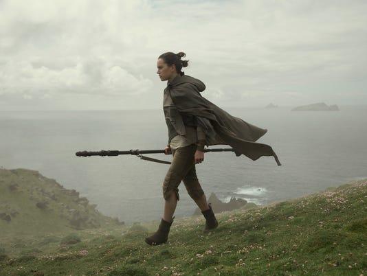 Rey still