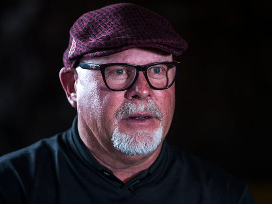 """""""The injury things, you can't control. I don't think you live with regrets. I have nothing but great memories."""" - Bruce Arians"""