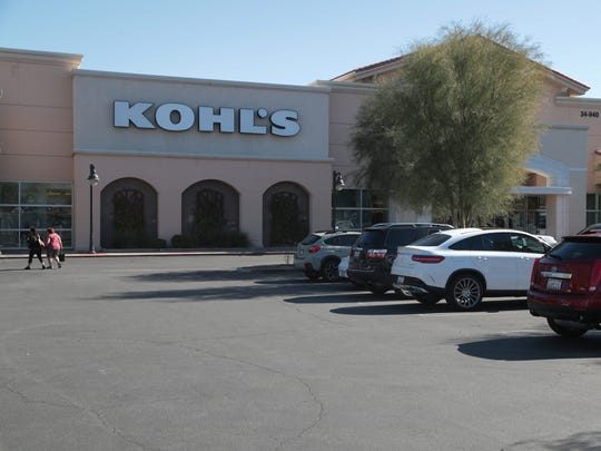 Kohl's is suing Riverside County in the hopes of getting a refund on its taxes. The retailer has two locations in the Coachella Valley, including this store in Palm Desert. January 24, 2018.