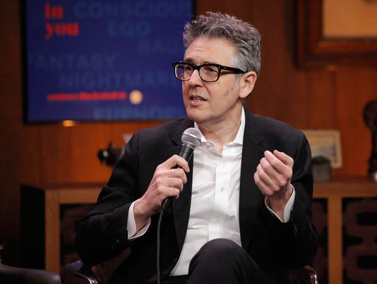 2018 Sundance Film Festival -  Cinema Cafe With Ira Glass And Miranda July Times Talks