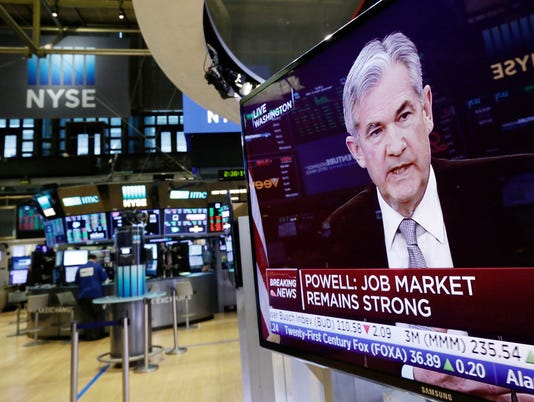 Jerome Powell New York