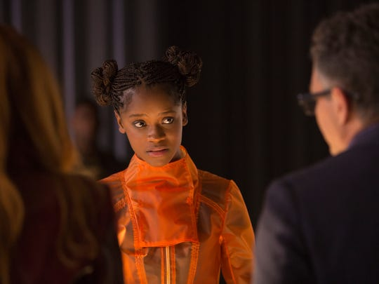 """Black Panther"" breakthrough Letitia Wright reprises"