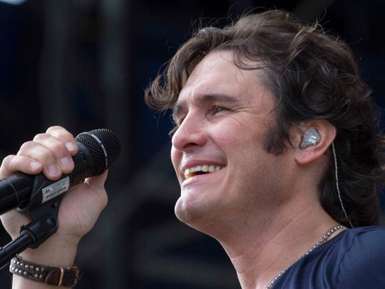 Joe Nichols will perform Saturday, Jan. 19, with a couple of guests in the Adams Arena at the St. Lucie County Fairgrounds west of Fort Pierce.