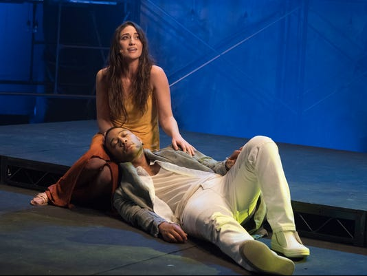 AP TV-JESUS CHRIST SUPERSTAR A ENT, USA NY