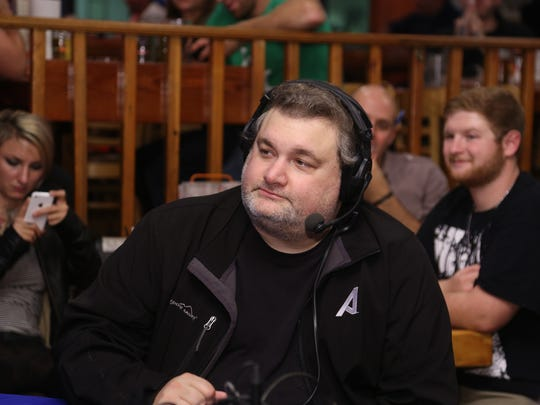 Artie Lange pictured in 2014.