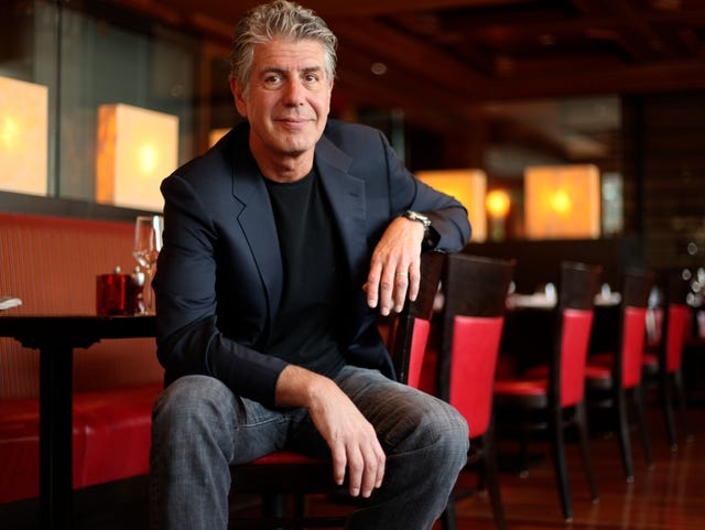 Anthony Bourdain, chef-turned-TV host, dies at 61: Reports