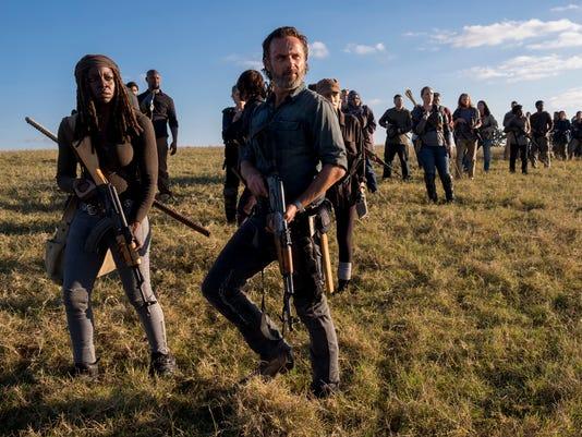 Walking Dead Rick Con