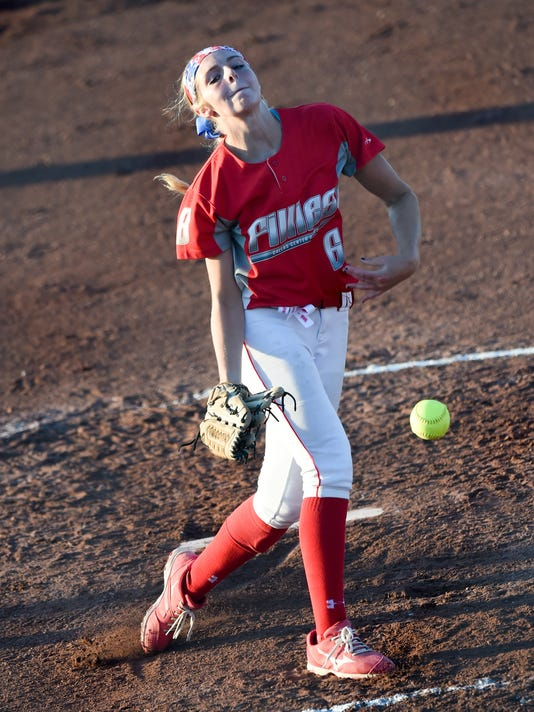 State Softball Semifinals