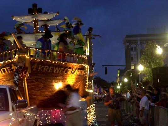 Grand Fiesta Parade
