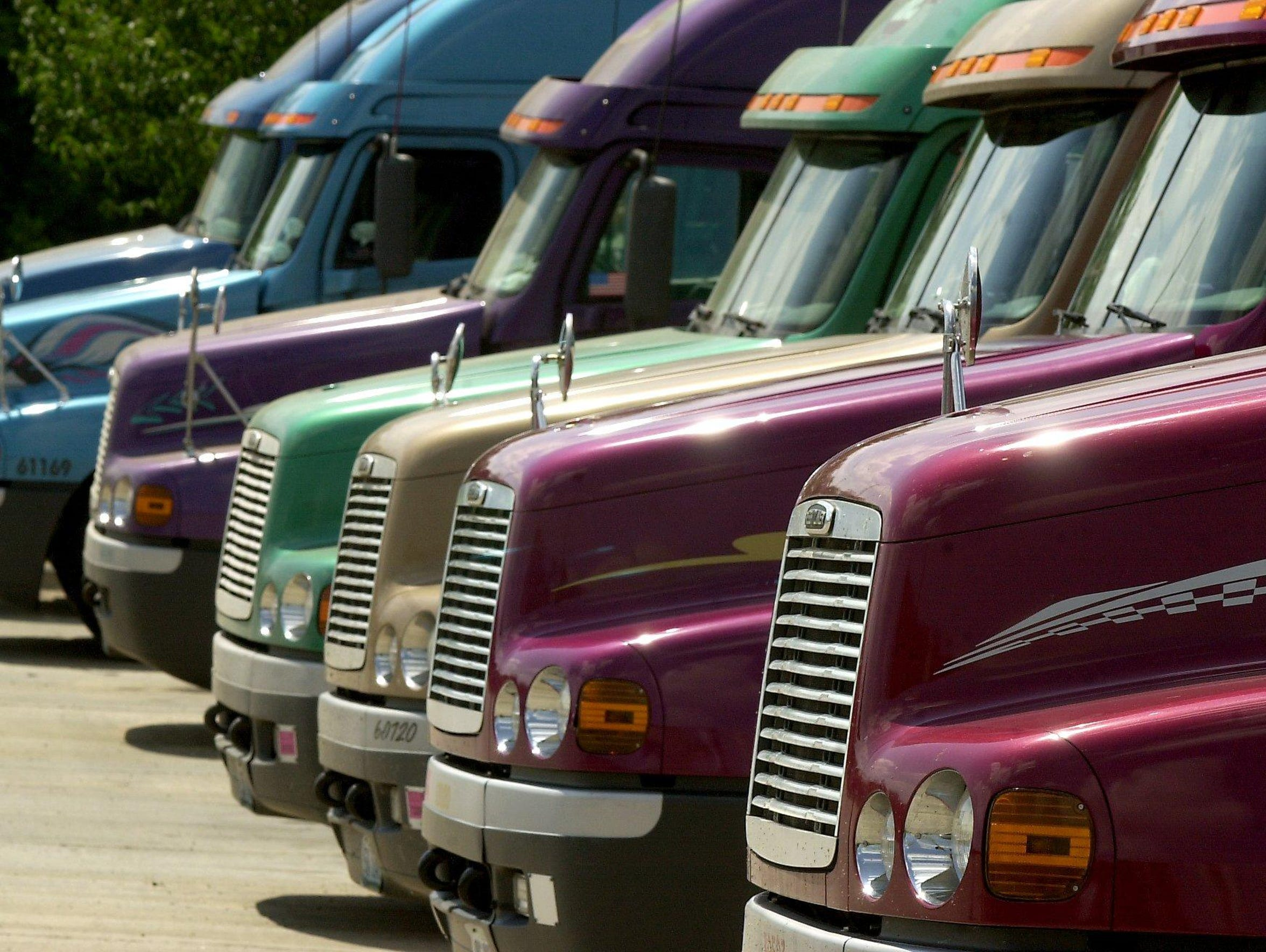 Springfield-based trucking company Prime loaned Wallace