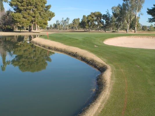 Phoenix Country Club Golf Course