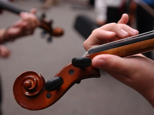 The Corpus Christi Chamber Orchestra at Del Mar College presents their first spring concert from 4-5 p.m. Sunday at Wolfe Recital Hall. The free concert will feature music form Haydn's Symphony #31, Dvorak's Slavonic Dance #4 and Brahms' Double Concerto for Violin and Cello, Op. 102. For more information, call 361-698-1214.