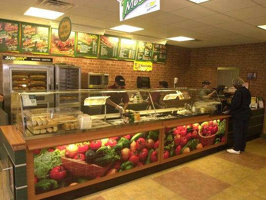 During the promotion, Subway will donate 50 cents to