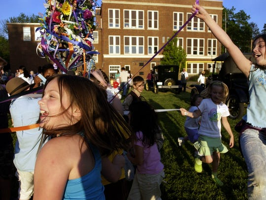 Rountree hosts an annual back-to-school bash each August that raises funds to support the school. It's called Owlapalooza.