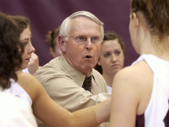 College of the Ozarks women's basketball coach George