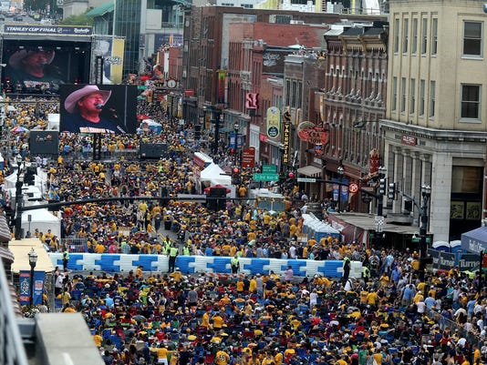 Preds crowds