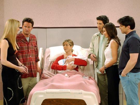 """FRIENDS -- NBC Series -- Season 8: """"The One Where Rachel"""