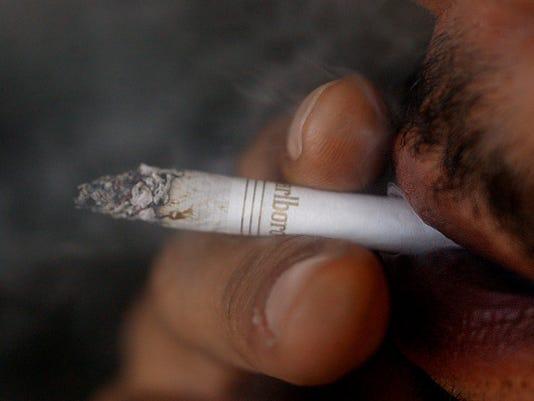 1 smoking ban