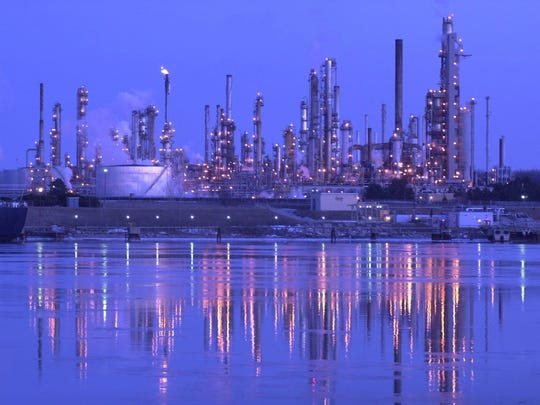Chemical Valley, which consists of about 16 petrochemical