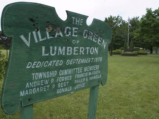 A recently announced Burlington County recreation grant of $200,000 is helping to finance a planned amphitheater at Village Green Park in Lumberton.