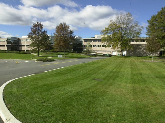 The former Unilever campus at 800 Sylvan Ave.