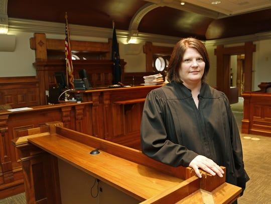 Faith Graham is Tippecanoe Superior Court 3 judge.