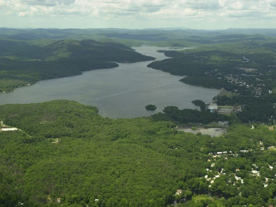 Wanaque Reservoir file photo.