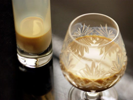 Bring Irish cream for a pleasant cordial after your