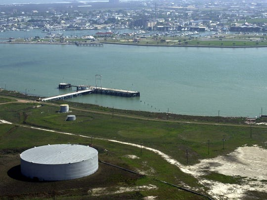 The Port of Corpus Christi is looking at the possibility