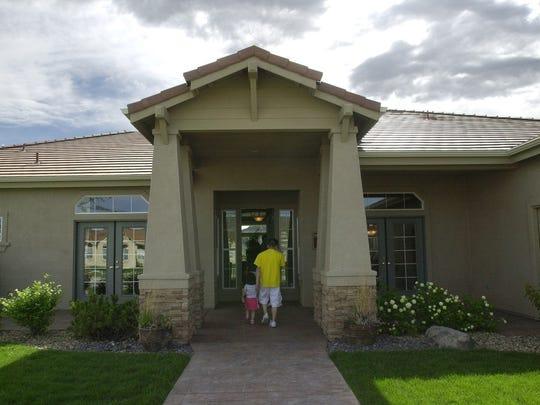 Reno's median housing prices hit $400,000 in April.