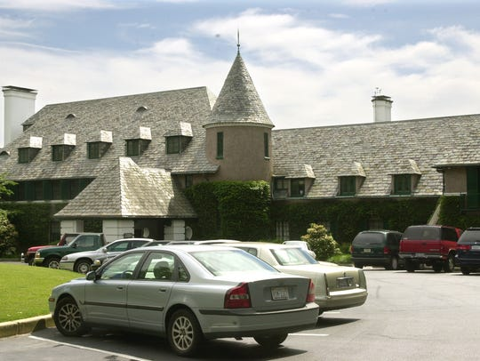 Biltmore Forest Country Club opened in 1922.